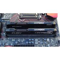 Memória Kingston HyperX FURY 4GB 2400Mhz DDR4 CL15 Black - HX424C15FB/4