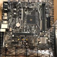 Placa-Mãe ASUS p/AMD AM4 mATX PRIME A320M-K/BR, 2x DDR4, VGA/HDMI, M.2, USB 3.1, AI Suite 3, Ai Charge, ASUS Fan Xpert, Suporta Ryzen 2000