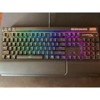 Teclado Gamer HyperX Alloy Elite RGB Mecânico Cherry MX Red US - HX-KB2RD2-US/R2